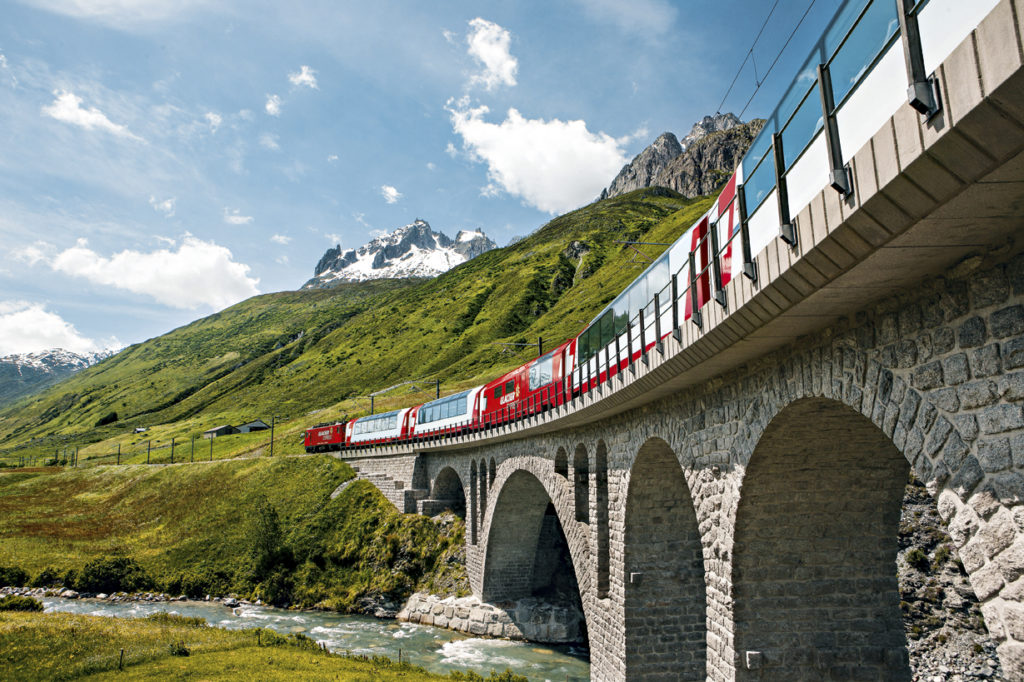 © Matterhorn Gotthard Bahn, 2010, Fotograf: Christof Sonderegger